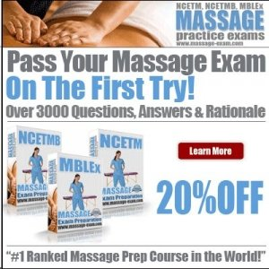 massage practice exams