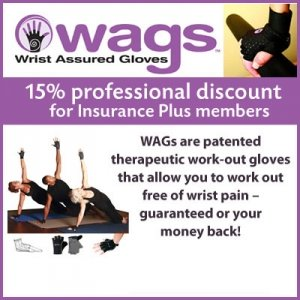 wags- wrist assured gloves