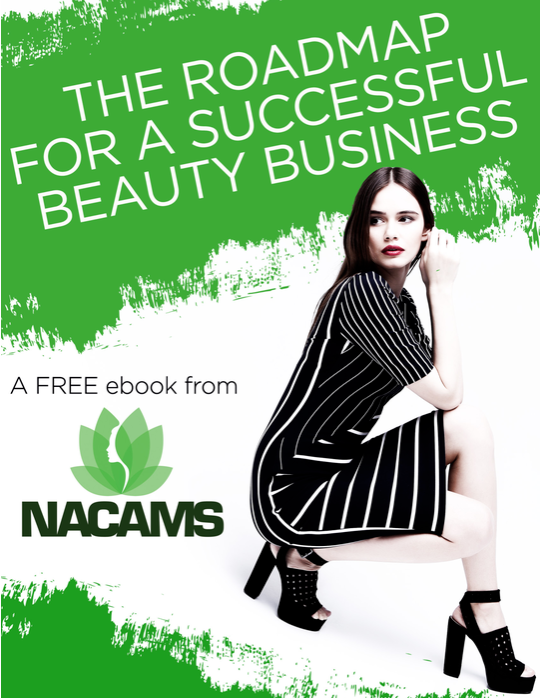 beauty ebook cover - esthetician ebook